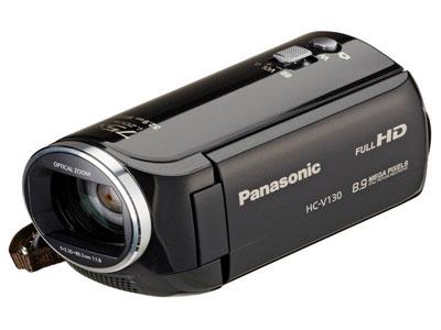 Panasonic HC V130EG-K βιντεοκάμερα