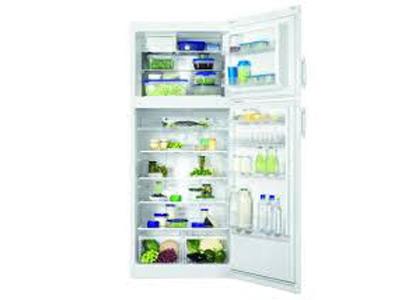 Zanussi ZRT 43200 WA ψυγείο δίπορτο